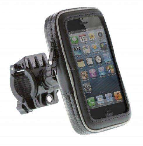 Älypuhelinteline polkupyörälle/moottoripyörälle