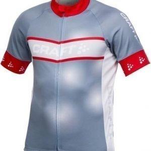 Active Bike Logo Jersey M valkoinen