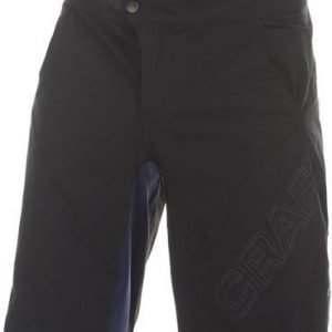 Active Bike Loose Fit Shorts M musta