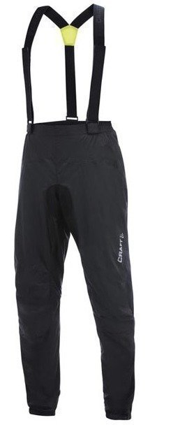 Active Bike Rain Pants M musta