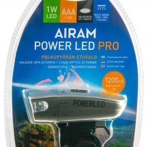 Airam Power Led Pro Etuvalo