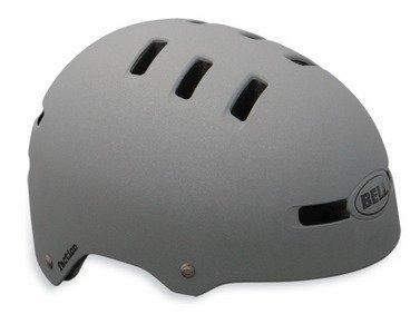 Bell Faction Harmaa (matta) pyöräilykypärä