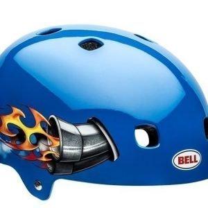 Bell Segment Jr Nitro Sininen S koko