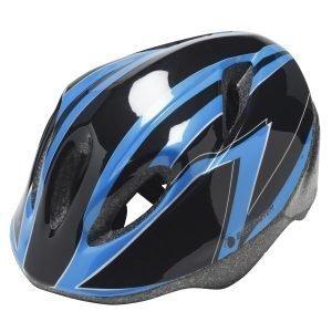 Bike System Jr Blue Dragon M 51-56 Cm Sini-Musta Pyöräilykypärä