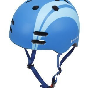 Bike System Junior Blue Sail S 50-55 Cm Bl.Design Sininen Pyöräilykypärä