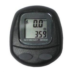 Bike System Mittari 8 Toimintoa