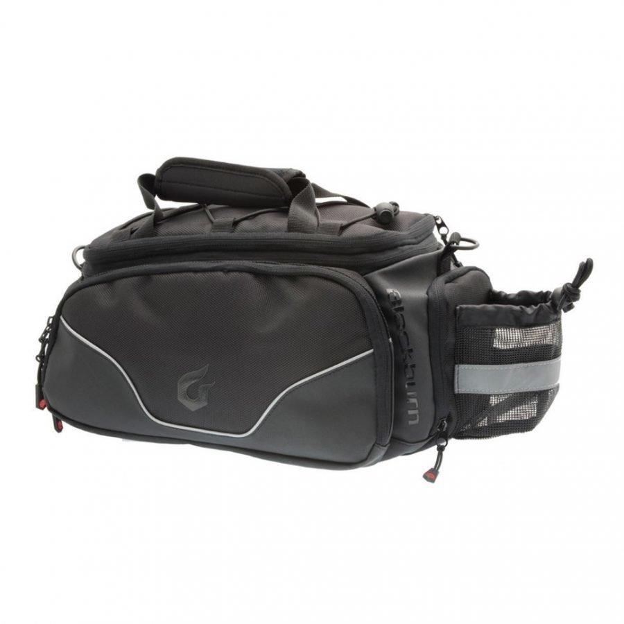 Blackburn EX Trunk Bag tilavuus 8