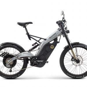 Bultaco Albero 2.5 Silver Sähköpyörä Hopea