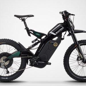 Bultaco Brinco R Discovery Sähköpyörä Musta