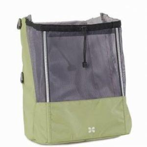 Burley Travoy ostoslaukku vihreä (alalaukku)