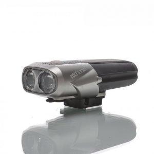 Cat Eye Framlampa Hl-El1000rc Pyöränlamppu Musta