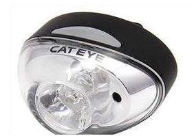Cat Eye Rapid 1 pyörän LED etuvalo usb ladattava