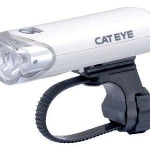 Cat eye HL-EL135 valkoinen pyörän etuvalaisin