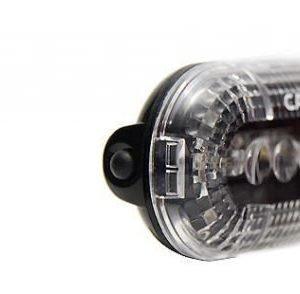 Cat eye TL-LD130-F pyöränvalo valkoinen