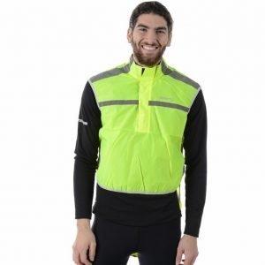 Craft Bike Visibility Vest Pyöräilyliivi Keltainen