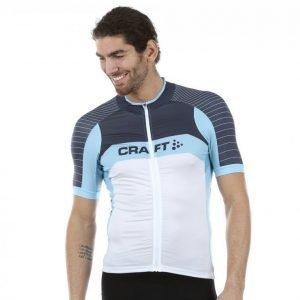 Craft Gran Fondo Jersey Pyöräilypaita Harmaa