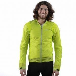 Craft Pb Rain Jacket M Pyöräilytakki Keltainen