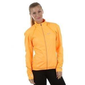 Craft X-Over Convert Jacket Pyöräilytakki Oranssi