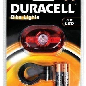 Duracell pyörän takavalo 5 ledillä
