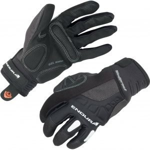Endura Dexter Glove Pyöräilyhanskat Musta