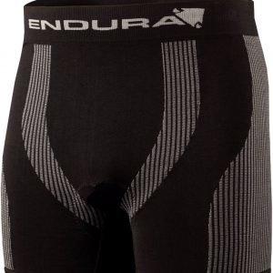 Endura Engineered Padded Boxer Pyöräilyalushousut Musta
