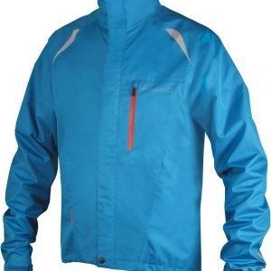 Endura Gridlock Ii Waterproof Jacket Pyöräilytakki Sininen
