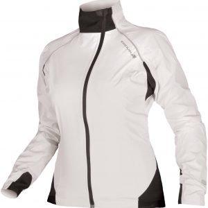 Endura Helium Jacket Women Pyöräilytakki Valkoinen