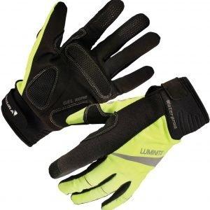 Endura Luminite Glove Pyöräilyhanskat Keltainen