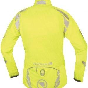 Endura Luminite Ii Jacket Pyöräilytakki Keltainen