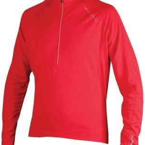 Endura Xtract Ls Jersey Men Pyöräilypaita Punainen
