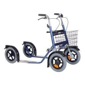 Esla 3300 Potkupyörä Sininen