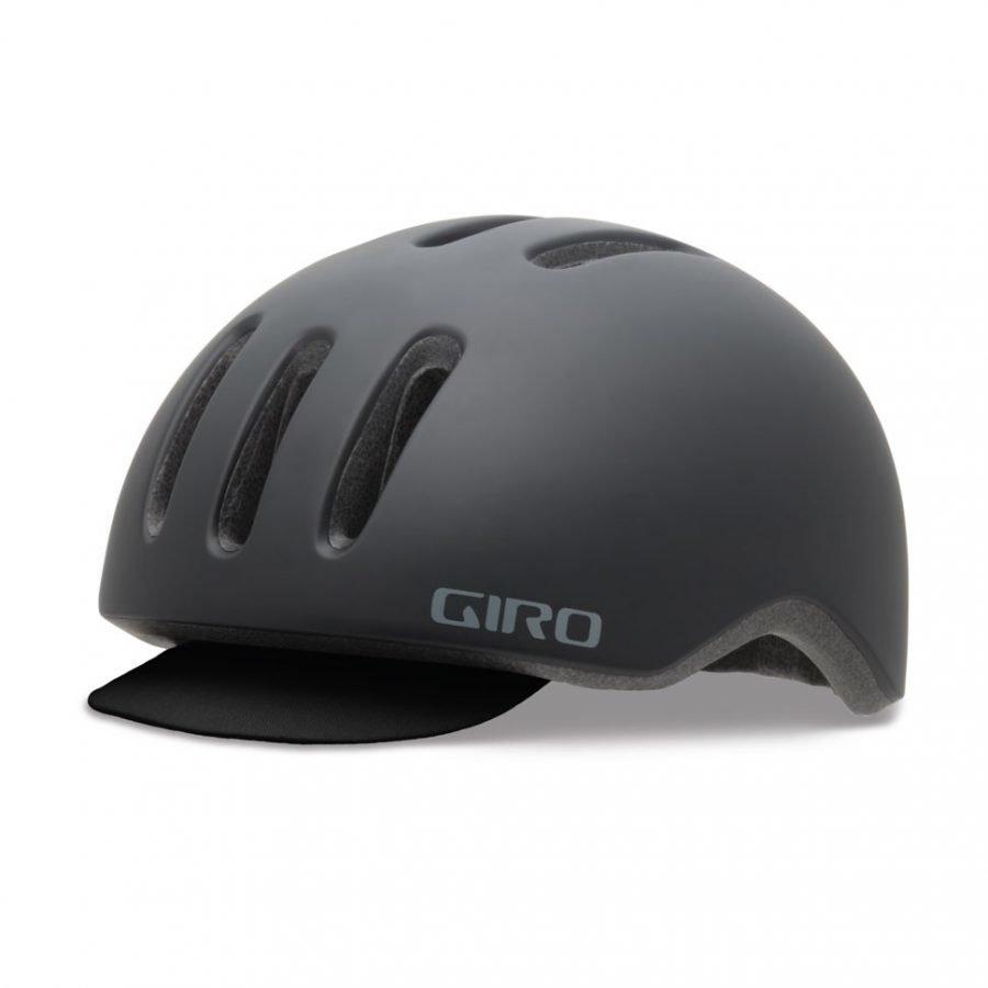 Giro Reverb matta musta