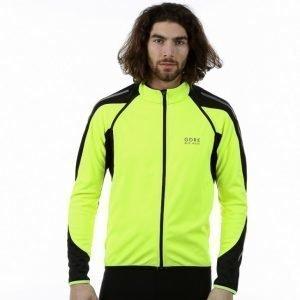 Gore Bike Wear Phantom 2.0 So Jacket Pyöräilytakki Keltainen / Musta