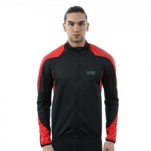 Gore Bike Wear Phantom 2.0 Ws So Jacket Pyöräilytakki Musta / Punainen
