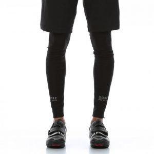 Gore Bike Wear Universal Gore Windstopper Leg Warmers Pyöräilytrikoot Musta
