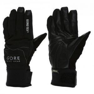 Gore Bike Wear Universal Lady Gt Thermo Gloves Pyöräilyhanskat Musta
