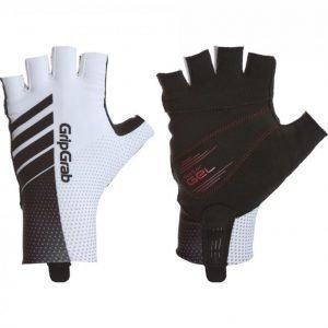 Gripgrab Aero Pyöräilyhanskat Musta / Valkoinen