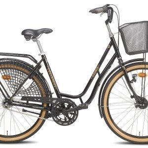 Helkama Aino 26'' Naisten Polkupyörä Musta