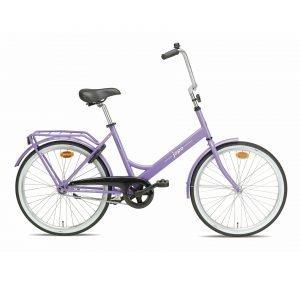 Helkama Jopo 24'' 1-Vaihteinen Polkupyörä Lila