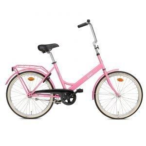 Helkama Jopo 24'' 1-Vaihteinen Polkupyörä Pinkki