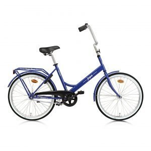 Helkama Jopo 24'' 1-Vaihteinen Polkupyörä Tummansininen