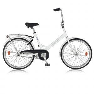 Helkama Jopo 24'' 1-Vaihteinen Polkupyörä Valkoinen