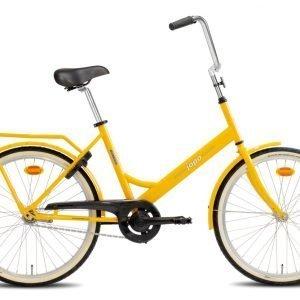 Helkama Jopo 24'' Polkupyörä Keltainen