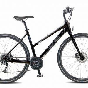 Helkama S5000 20-Vaihteinen Naisten Polkupyörä Musta