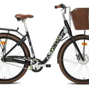 Helkama Saimi 3-Vaihteinen Naisten Polkupyörä Musta
