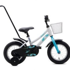 Helkama Soma 1-Vaihteinen Valkoinen Lasten Polkupyörä