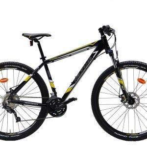 Helkama Xs29.2 29'' 24-Vaihteinen Maastopyörä Musta