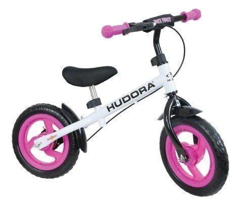 Hudora Ratzfratz potkupyörä pinkki