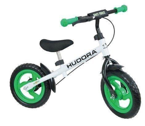 Hudora Ratzfratz potkupyörä vihreä