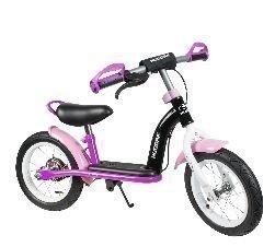 Hudora Running Bike Cruiser Girl 12 pinkki - Potkupyörä